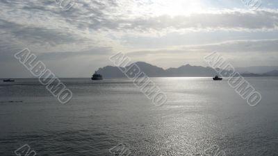 Marine horizon