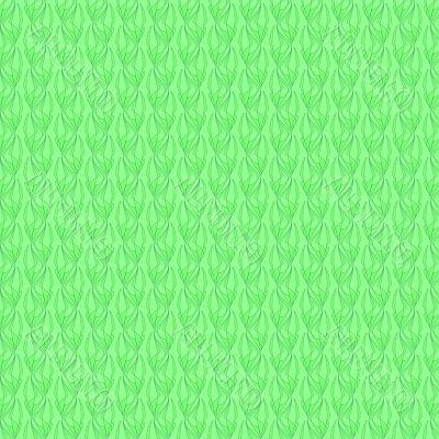 Seamless green wallpaper pattern