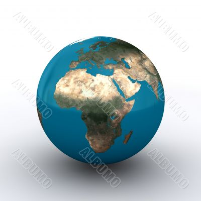 Earth (Europe)