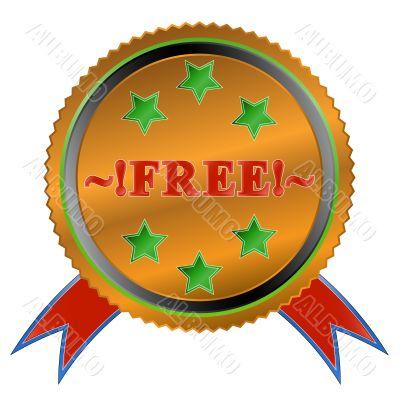 Unique free icon