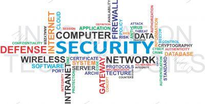 IT Security WordCloud