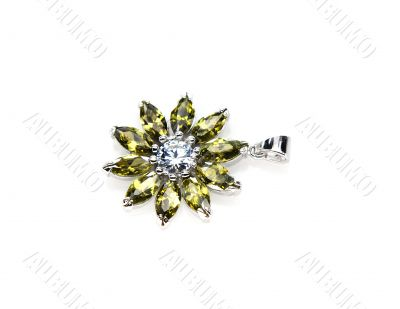 Elegant beautiful jewelry