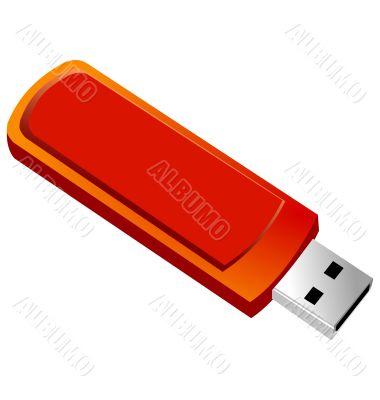 Usb flash memory
