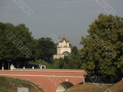 Church of the Transfiguration in Ryazan
