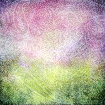 abstract vintage background with Turkish pattern.