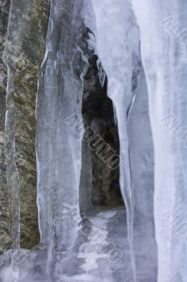 ice formations in canada