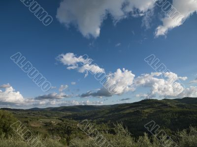 scenic view of a landscape