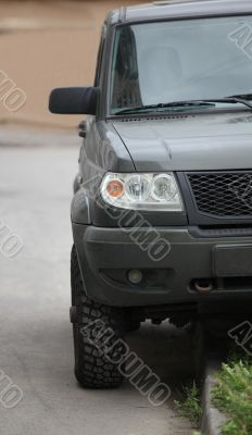 SUV  the military