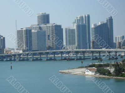 buildings water landscapes