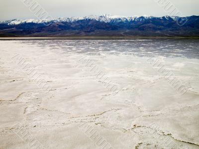 Lowest Point in Death Valley