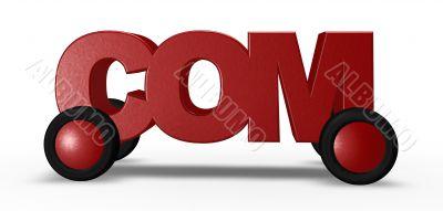 com vehicle