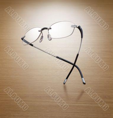 Glasses elegance still