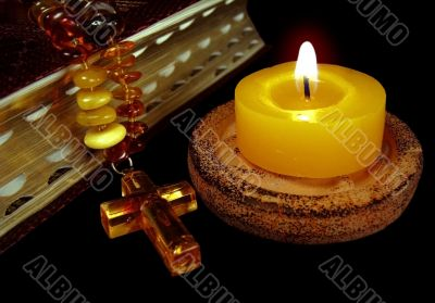 Belief candle