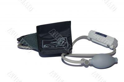 Tonometer to measure the pressure