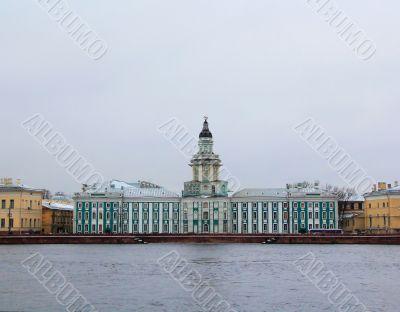 Exterior in Sankt Petersburg