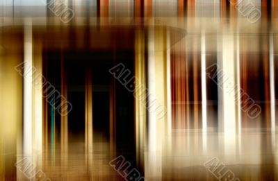 Entrance abstract