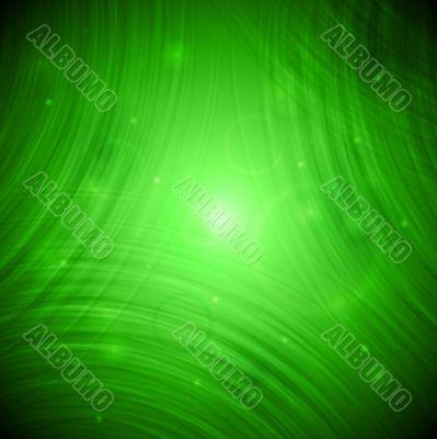 Bright iridescent design