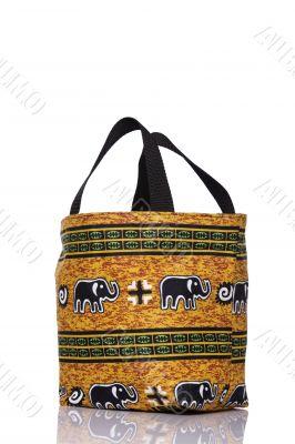 Ethnic handmade bag