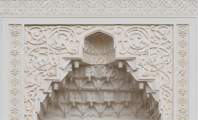architecture and decorative objects close-up
