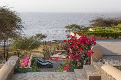 Shores of Langano Lake