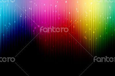Rainbow gradient background