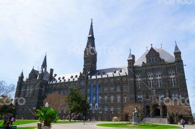 Georgetown University main building