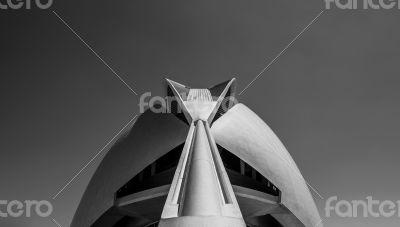 The big white dome