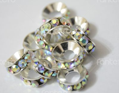 Multicolor Beads Spacer