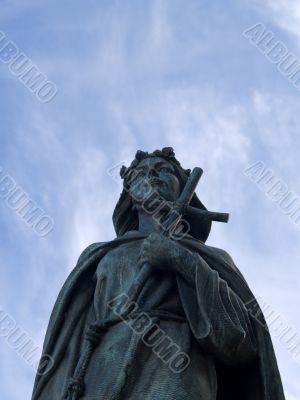 Statue of Sanctity