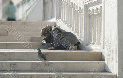 Poverty in Venice