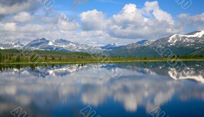 Lake Kastyk-Hol
