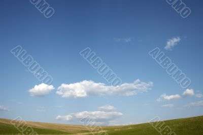 Round horizon