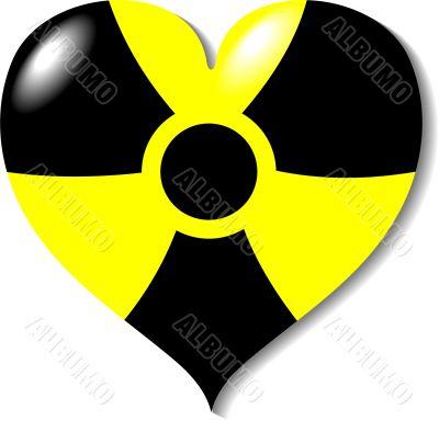 Atomic -Nuclear- heart, danger.