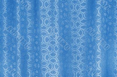 indigo curtain textured background