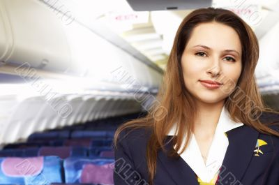 air hostress