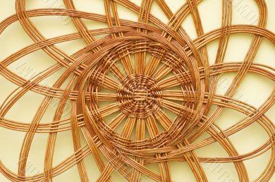 wattled handicraft