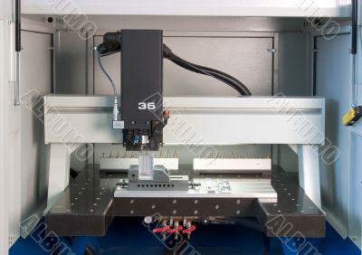 factory molding machine
