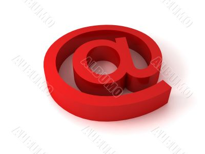 3d-mail red