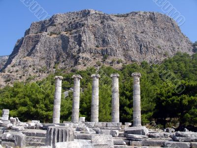 aphina`s temple