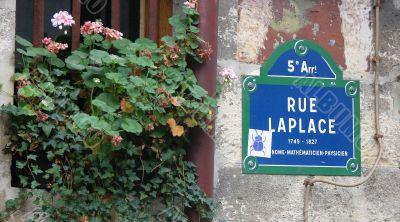 The Parisian geranium