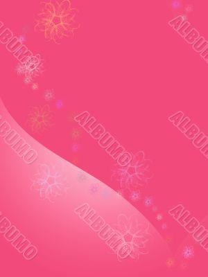 retro-styled valentine card