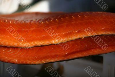 Fillet of a fish