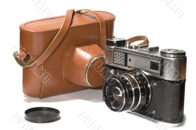 case and camera