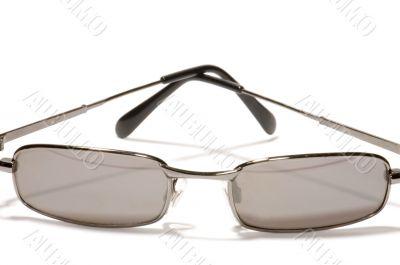 Close up sun glasses