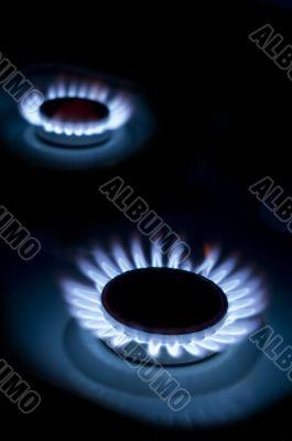 Gas-rings