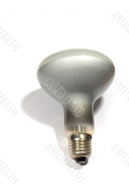 object on white: Lamp
