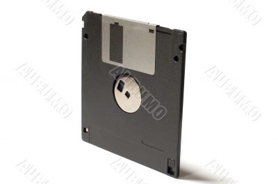 One floppy disk
