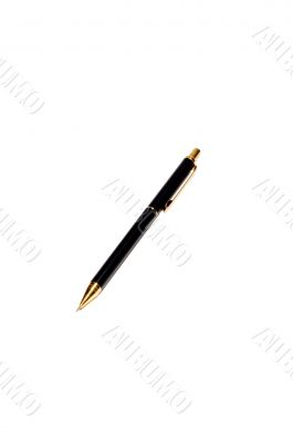 series object on white: pen