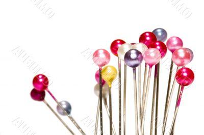 sewing pin