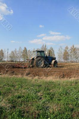 Agricultural work